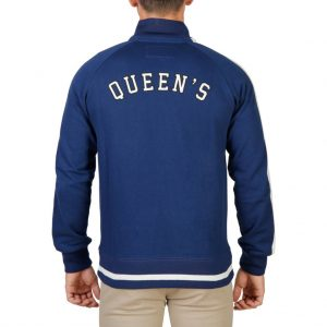 Oxford University QUEENS FULLZIP Tröja