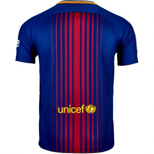 Nike Youth Unisex FC Barcelona Home Jersey