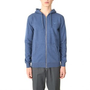 Clepto CXHZLIG2 Men Hooded Zipper