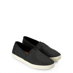 Toms Avalon Black Yarn-Dye