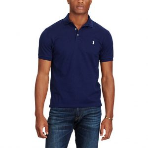 Polo Ralph Lauren SS KC Slim Fit Polo PPC Newport Navy