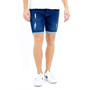 Brave Soul LINCOLN CG556596 Skinny Shorts