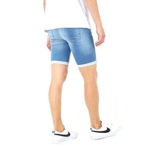 Brave Soul LINCOLNIGT Skinny Shorts