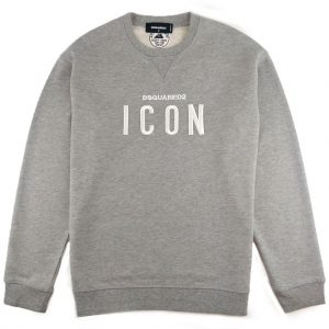 Dsquared2 Icon Embroidered Sweatshirt