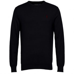 Polo Ralph Lauren Slim Fit Stickad Tröja