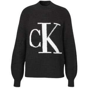 Calvin Klein RAGLAN Stickad Tröja